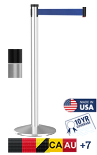 300 series crowd control barrier