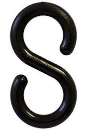 Mr Chain Plastic Chain S Hook, 1.5″