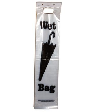 Wet Umbrella Bags Replacement 100 Count