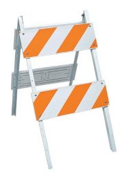 Type II Traffic Barricade