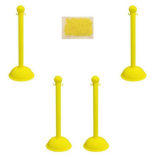 Premium Plastic Bundle Yellow
