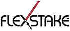 Flexstake logo
