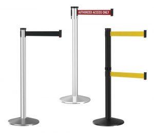 Premium Retractable Belt Stanchions