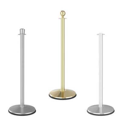 Featured Metal Stanchions