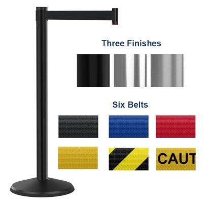 Featured Retractable Belt Barrier